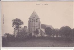 Saran. L'église Non écrite Tbe - France