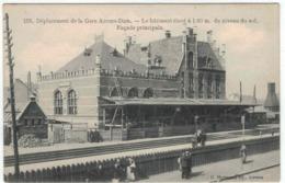 Antwerpen Anvers - Déplacement De La Gare Anvers-Dam - G. Hermans No 128 - Antwerpen
