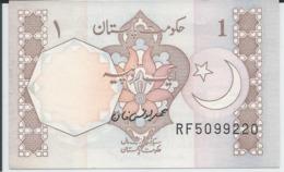 PAKISTAN  1 Roupie  Nd(2005)  -- UNC -- - Pakistan