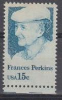 USA 1980 Frances Perkins 1v ** Mnh (45020) - Ongebruikt