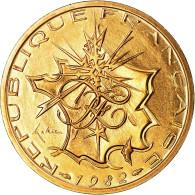 Monnaie, France, Mathieu, 10 Francs, 1982, Paris, FDC, Nickel-brass - France