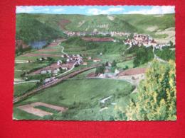 """46 - CALVIGNAC - """" VUE GENERALE - DANS LES COLLINES LE VILLAGE DE LARNAGOL """" - - Autres Communes"""