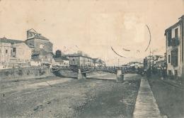 MALAGA - PUENTE DE SANTO DOMINGO (DESTRUIDA PAR LA CATASTROFE DEL 24 SEPTEMBRE 1907) - Málaga