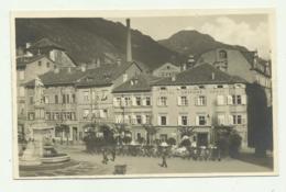 BOLZANO - HOTEL GRIFONE -  PIAZZA VITT. EMANUELE - NV   FP - Bolzano