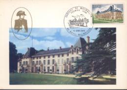 Chateau De MALMAISON,Napoleon   Carte Maximum - France - Napoleon
