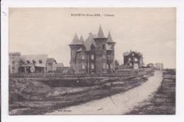 CP 50 BARNEVILLE Chateau - Barneville