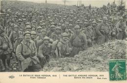 GUERRE 1914-18 - La Bataille Sous Verdun,avant L'attaque. (ELD éditeur). - Weltkrieg 1914-18
