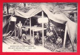 F-75-Paris-679P94  Exposition Internationale Des Arts Décoratifs 1925, La Maison Boccara (souks Tunisiens) Cpa BE - Mostre