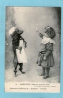 ENFANT - CANICHE - Mirette! Fais La Grande Fille - Biscuits VIEVILLE - AMIENS - Hacquart Phot - - Zonder Classificatie