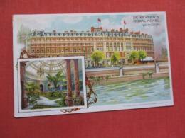 De Keyser's Royal Hotel  England > London  Ref 3693 - Other