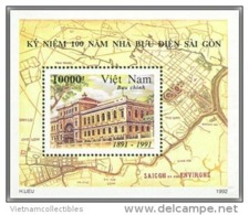 Viet Nam Vietnam Booklet Issued On 1st Nov 2019 : Vietnamese Architecture (Ms1116) - Vietnam