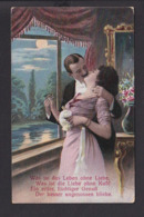 D17 /   Serien AK Liebespaar Frauen Liebe  Kuss 1915 - Unclassified