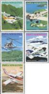Ref. 350198 * NEW *  - PAPUA AND NEW GUINEA . 1981. AIRCRAFTS. AVIONES - Papua Nuova Guinea