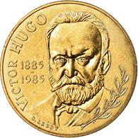 Monnaie, France, Victor Hugo, 10 Francs, 1985, Paris, FDC, Nickel-Bronze - France