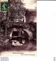77 . Seine Et Marne .  Combs La Ville . Moulin Du Breuil  . - Combs La Ville