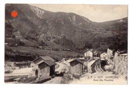 03167-LE-74-CHAMONIX-Gare Des Houches - Chamonix-Mont-Blanc