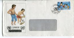 Anguilla (1981) - Busta FDC - Anguilla (1968-...)
