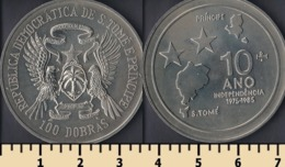 Sao Tome And Principe 100 Dobras 1985 - Sao Tome And Principe
