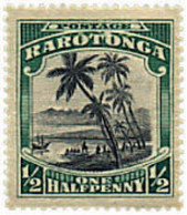 Ref. 595693 * NEW *  - RAROTONGA . 1920. BASIC SET. SERIE BASICA - Islas Cook
