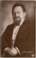 Ansichtskarte  Otto Ernst Portrait 1930 - Zonder Classificatie