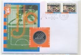 Mhp29c SPORT KNHB HOCKEY SPORTS ECU BRIEF NO.29 NEDERLAND 1998 - Rasenhockey