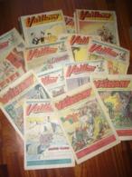 """Vaillant N°45 à N°151 ( Les 4 Premières Aventures Des """"Pionniers De L'espérance"""" En édition Originale Et D'autres BD) - Vaillant"""