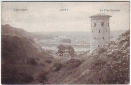 08. GIVET . CHARLEMONT . LA TOUR GREGOIRE . BLOCS TERPI . Editeur PIRON - Givet