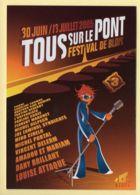 TOUS SUR LE PONT / Festival De Blois / 2005 / Musique Et Musiciens - Music And Musicians