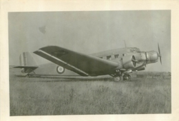 AVION JUNKERS 52 PHOTO ORIGINALE FORMAT  13 X 9 CM - Aviation