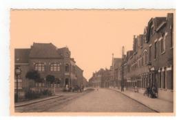 Mesen Meessen Messines - Gentstraat  Rue De Gand - Messines - Mesen