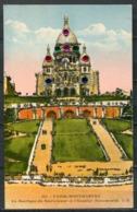 """CPSM Color Material (Glitzerbeschichtung) AK Frankreich Paris""""Paris-Montmartre,La Basilique Du Sacre-Cour"""" 1 AK Blanco - Ansichtskarten"""