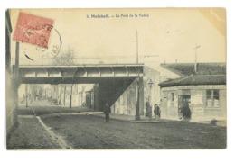 CPA 92 MALAKOFF LE PONT DE LA VALLEE - Malakoff