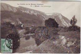 08. LA VALLEE DE LA MEUSE ILLUSTREE . GIVET . SITE PITTORESQUE . Editeur E. R. T. . - Givet