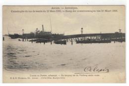Anvers - Antwerpen Catastrophe Du Raz De Marée Du 12 Mars 1906  Ramp Der Overstroomingen N 6 G Hermans - Antwerpen