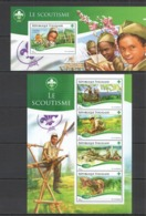 TG175 2015 TOGO TOGOLAISE SCOUTING BOY SCOUTS LE SCOUTISME KB+BL MNH - Other