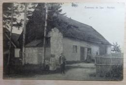 "Hockai / Hockay - Environs De Spa - Ancienne Habitation ""Ferme"" - Ed: Frico Ern - 16733 - Circulé: 1920 - Voir 2 Scans. - Stavelot"