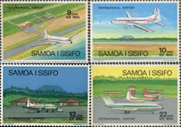 Ref. 43780 * NEW *  - SAMOA . 1973. FALEOLO INTERNATIONAL AIRPORT. AEROPUERTO INTERNACIONAL DE FALEOLO - Samoa