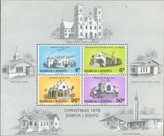 Ref. 169099 * NEW *  - SAMOA . 1979. CHRISTMAS. NAVIDAD - Samoa