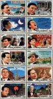 Ref. 141686 * NEW *  - SAN MARINO . 1996. HISTORIA DE LA CANCION ITALIANA - Nuovi