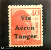 Tánger  N 134. Sin Charnela. - Spanish Morocco