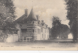 SAINT-AUBIN-sur GAILLON: Château De Beauchesne - Francia