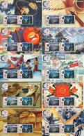 Ref. 96621 * NEW *  - SINGAPORE . 1995. SINGAPORE 95. INTERNATIONAL PHILATELIC EXHIBITION. SINGAPORE 95. EXPOSICION FILA - Singapur (1959-...)