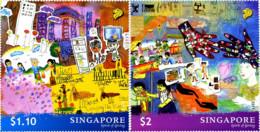 Ref. 259492 * NEW *  - SINGAPORE . 2011. ESPIRITU DE REGALAR - Singapur (1959-...)