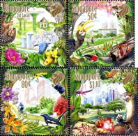 Ref. 308473 * NEW *  - SINGAPORE . 2013. GARDENS. JARDINES - Singapur (1959-...)