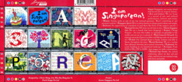 Ref. 328120 * NEW *  - SINGAPORE . 2014. 49TH ANNIVERSARY OF INDEPENDENCE. 49 ANIVERSARIO DE LA INDEPENDENCIA - Singapur (1959-...)