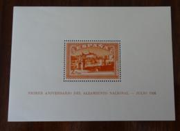 &159A& ESPAÑA, SPAIN EDIFIL 836, MICHEL BL 7, YVERT BF 1 MNH**.  LUXE. PRECIOSA. - 1931-50 Ungebraucht