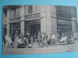 31 - Toulouse - Vue D'un Garage D'automobiles - De Dion-Bouton - 1908 - Toulouse