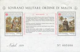 Ref. 611331 * NEW *  - SOVEREIGN MILITARY ORDER OF MALTA . 1979. CHRISTMAS. NAVIDAD - Malta (la Orden De)