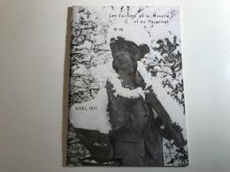 LES Carnets De La Moselle Et Du Palatinat N°35 -  NOEL  1971 - Documentos Históricos