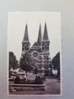 ANTOING église Et Monument Aux Morts Pour La Patrie - Antoing